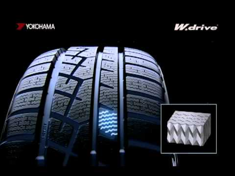 Yokohama winter tires