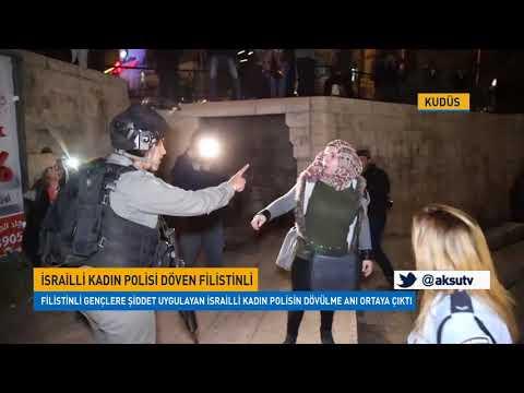 Video İsrailli kadın polisi döven Filistinli kadın download in MP3, 3GP, MP4, WEBM, AVI, FLV January 2017