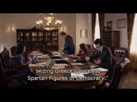 THE GREEKS @ MADAM SECRETARY