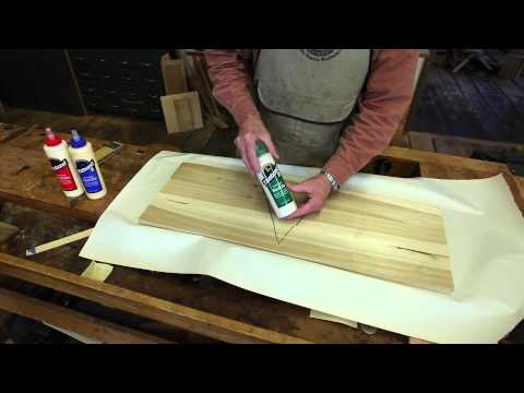 Tips for Successful Wood Panel Glue-Up