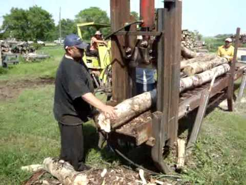 Firewood Processor /   Cathy's Cordwood Crusher