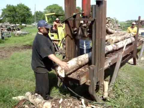 Firewood Processor /   Cathy's Cordwood Crusher