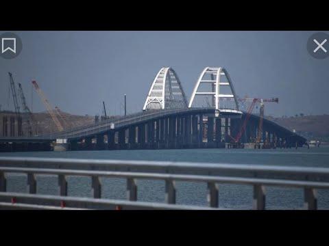 Крымский Мост Крымчане недовольны мостом  - DomaVideo.Ru