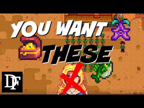Top 5 Most Valuable Items! - Stardew Valley Gameplay HD
