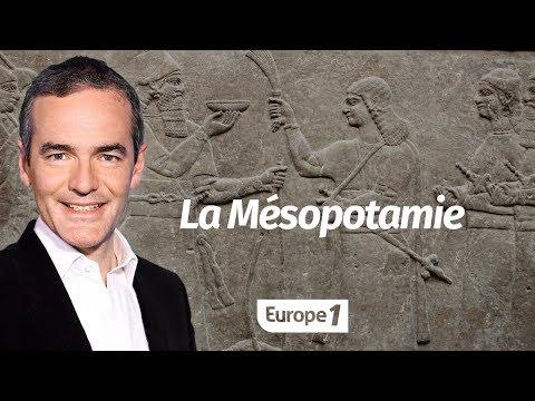 Au cœur de l'Histoire: La Mésopotamie (Franck Ferrand)