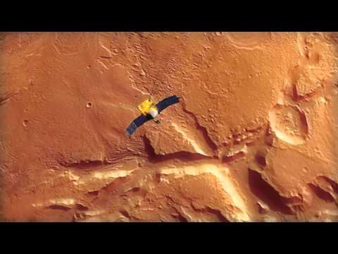 NASA's Mars