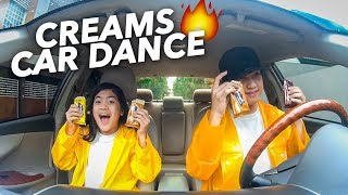 Video CREAMS CAR DANCE (SOUND MASH UP) | Ranz and Niana MP3, 3GP, MP4, WEBM, AVI, FLV November 2017