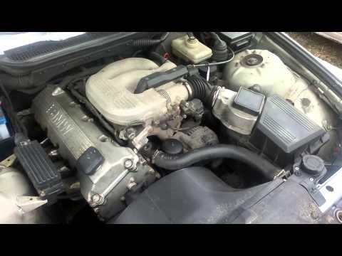 Двигатель bmw 318is фотка