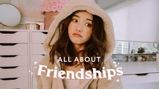 Friendships + Toxic Relationships GRWM by Clothes Encounters