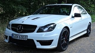 ' 2013 / 2014 Mercedes-Benz C63 AMG Edition 507 ' Test Drive&Review - TheGetawayer