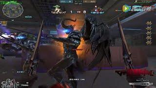 devil hunter vs devil terminator crossfire  zombie v7