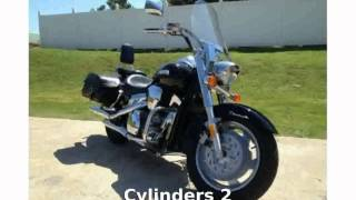 6. 2009 Honda VTX 1300 T Walkaround and Info