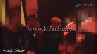مراكش.. لحظة وصول رونالدو إلى ملهى ليلي