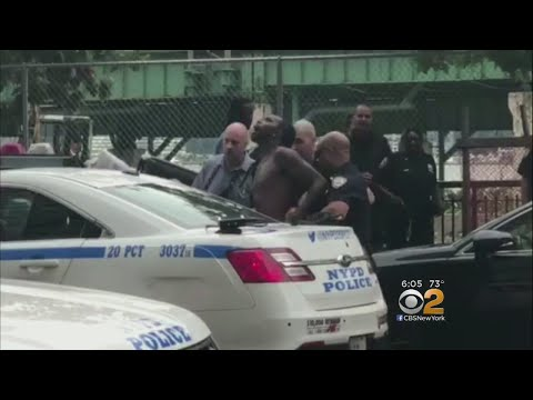 Robbery Suspect Caught Outside Upper West Side School