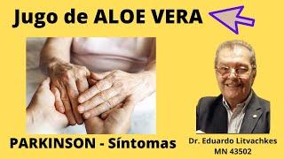 http://aloemania.tv El jugo de aloe vera Barbadensis Miller en el Mal de Parkinson, combinado con otros nutrientes puede ser un excelente aporte para estas p...