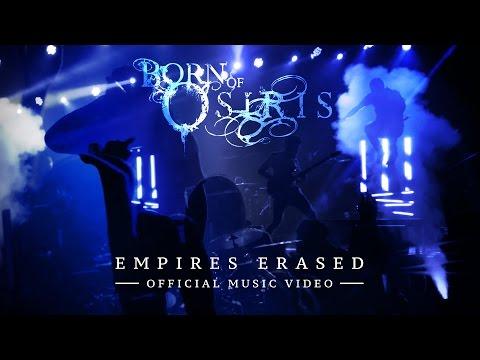 Born of Osiris - Empires Erased