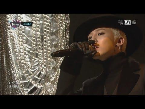 G-DRAGON_0912_M Countdown_BLACK