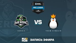Heroic vs. Team Kinguin - ESL Pro League S5 - de_inferno [CrystalMay, ceh9]