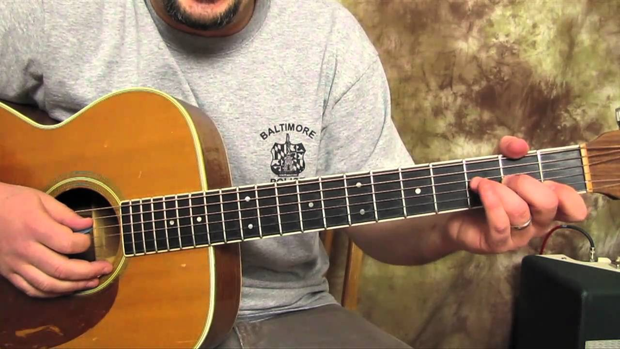 Creedence Clearwater Revival – CCR – Have you ever seen the rain? Beginner Guitar Lessons