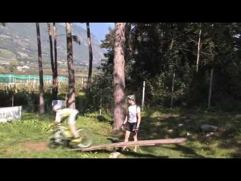 Mountainbike- Techniktrainingsparcours