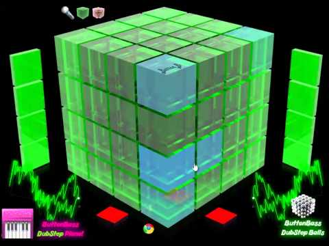 Video of ButtonBass Dubstep Cube