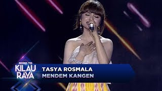 Video Yaa Ampunn Cantik Banget Sih! Tasya Rosmala [MENDEM KANGEN] - Road To Kilau Raya (23/9) MP3, 3GP, MP4, WEBM, AVI, FLV Desember 2018