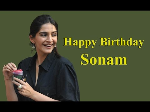 Sonam Kapoor Celebrates Her 31st Birthday With Swag!