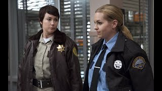 The fan favored additions to the Supernatural spin-off, Wayward Sisters, have officially signed on. Briana Buckmaster will return as Sheriff Donna Hanscum, while Kathryn Newton continues as Claire Novak and Katherine Ramdeen as Alex Jones in the new show about Kim Rhode's character, Jody Mills, and her team of supernatural-fighting women. http://www.celebified.com - Get the hottest scoop on your favorite stars, TV shows, movies, and more!http://www.facebook.com/Celebified - 'Like' us and join in on the gossip fest!http://www.twitter.com/Celebified - Follow us for regular entertainment buzz and behind-the-scenes snaps from our red carpet visits, exclusive interviews, and more!The whole girl gang has finally signed on for the The CW's Supernatural spin-off, Wayward Sisters.Deadline reports that Briana Buckmaster, Kathryn Newton and Katherine Ramdeen have all officially joined the cast, taking up their roles from Supernatural as Sheriff Donna Hanscum, Claire Novak and Alex Jones.The three are expected to join fellow Supernatural alum Kim Rhodes, who plays Sheriff Jody Mills, and can now expand their roles as supernaturally orphaned women learning to fight back against the creatures that uprooted their lives.The show is expected to premiere as a backdoor pilot within Season 13 of Supernatural, which premieres October 12.Are you excited to see the Wayward Sisters kick some supernatural butt? Sound off in the comments, and as always stick with us at Celebified for the latest TV scoop I'm Obehi, see you next time!