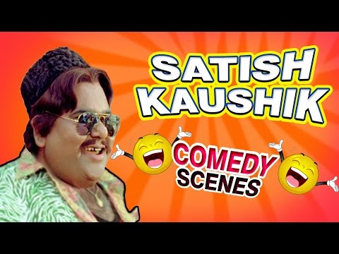Video Satish Kaushik Comedy Scenes {HD} - Weekend Comedy Special - Bollywood Comedy Movies download in MP3, 3GP, MP4, WEBM, AVI, FLV January 2017