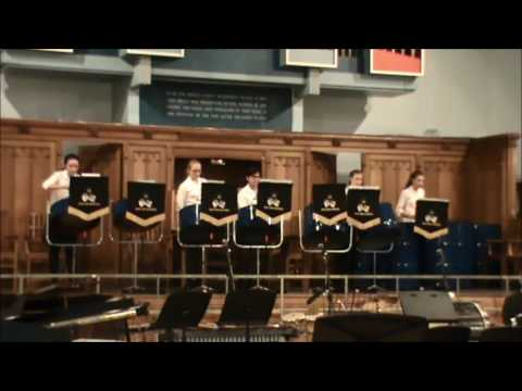 Hakuna Matata (The Lion King) - Girls' Division Steel Pan Ensemble (May Serenade 2017)