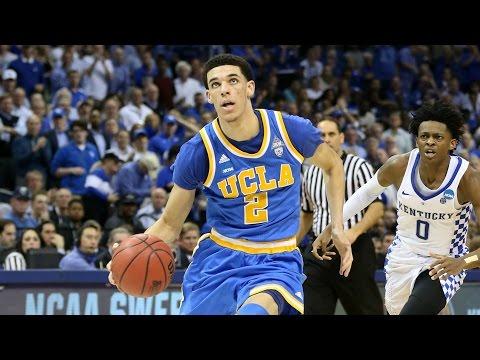Steve Alford On Lonzo Ball Declaring For NBA Draft | CampusInsiders (видео)