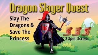 Dragon Slayer Quest YouTube video