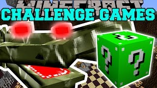 The Challenge Games begin and we must destroy a Cragadile!Jen's Channel http://youtube.com/gamingwithjenDon't forget to subscribe for epic Minecraft content!Shirts! https://represent.com/store/popularmmos/Facebook! https://www.facebook.com/pages/PopularMMOs/327498010669475Twitter! https://twitter.com/popularmmosDownload Green Lucky Block Mod: http://popularmmos.com/greenluckyblock/Mythical Creatures Mod: hhttp://popularmmos.com/mythicalcreatures/RULES- Start with 20 Lucky Blocks, 5 Super Lucky Blocks, 5 Unlucky Blocks, 10 apples, Iron Pickaxe, & Crafting Table- Open all of them and craft the best items you can- Do not take items or blocks from the world unless they came from your block- Trade with villager to improve your items- No Penalty for dying before the battle begins- You may give items to the other player- Beacons from Wells not allowed- The winner from last time spawns the mobs- The loser is the one who dies in the battle first- Rounds go: 1 boss, 2 boss, 3, 4, 5, 6 each round harder...etc- Running away from the mobs & leaving the other player is cheating- Use the Arena to your advantage, but no placing blocks except TNTIn this Mythical Creatures Challenge Games Modded Mini-Game:Lucky Blocks Mod Vs Cragadile from the Mythical Creatures Mod, me against Jen who will survive the longest!Intro by: https://www.youtube.com/calzone442Intro song: Spag Heddy - Pink Koeks provided by Play Me Records:https://www.youtube.com/user/playmerecordshttps://www.facebook.com/playmerecordsFollow Spag Heddy:https://www.facebook.com/SpagHeddyhttp://soundcloud.com/spagheddyRoyalty Free Music by http://audiomicro.com/royalty-free-music