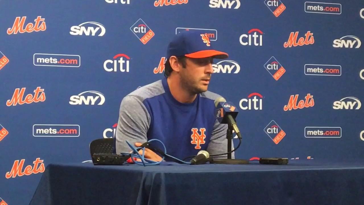 Mets' Matt Harvey apologizes following suspension