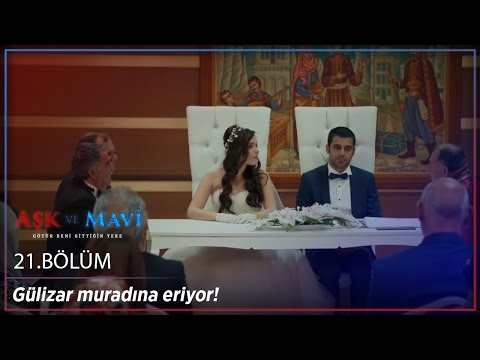 Video Aşk ve Mavi 21 Bölüm - Gülizar muradına eriyor! download in MP3, 3GP, MP4, WEBM, AVI, FLV January 2017