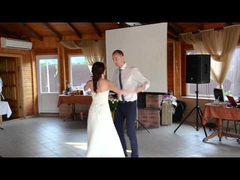Постановка свадебного танца-видео