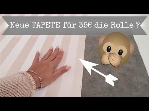 35€ für Tapete ? | Undercut schneiden | (видео)