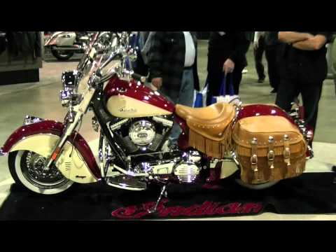 2012 Indian Motorcycles