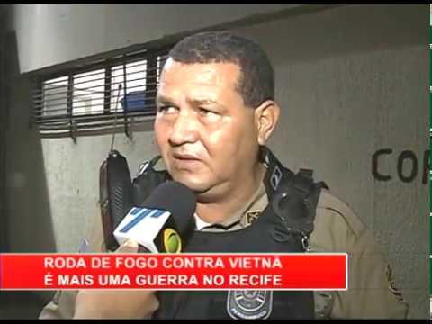 [RONDA GERAL] Garoto é agredido e esfaqueado no bairro dos Torrões
