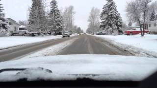 Fort Saint John (BC) Canada  city images : Driving In Fort St. John, BC #22
