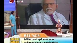 Dr. Ender Saraç - Prof. Dr. Erkan Topuz'dan Hayati Bilgiler!