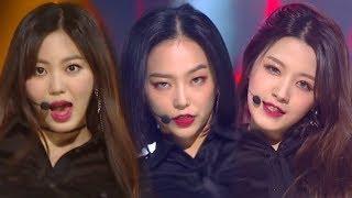 Video 《SEXY》 CLC(씨엘씨) - BLACK DRESS @인기가요 Inkigayo 20180401 MP3, 3GP, MP4, WEBM, AVI, FLV April 2018