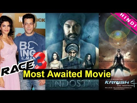 Top 5 Most Awaited Upcoming Bollywood Movies in 2018    The Topic