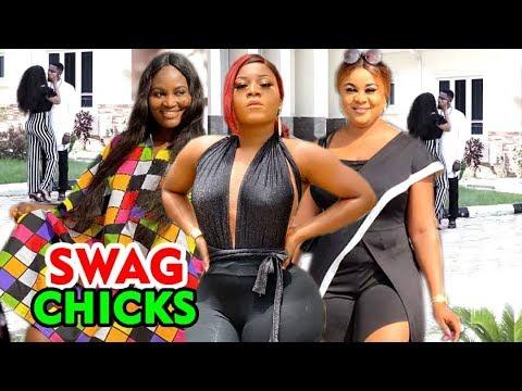 Swag Chicks COMPLETE SEASON - Destiny Etiko 2020 Latest Nigerian Nollywood Movie