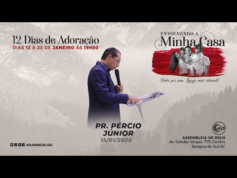 Pr. Pércio Junior - Fé e Obediência