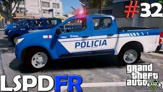 Cordoba Argentina  city photo : GTA V LSPDFR #32 | POLICIA DE CORDOBA ARGENTINA [SALVANDO VIDAS?] | TheAxelGamer