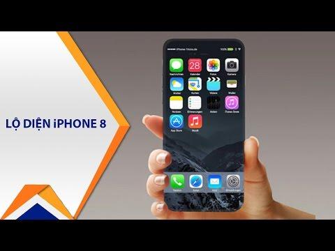 Lộ diện iPhone 8: Dân Mỹ 'sốt xình xịch'! | VTC1 - Thời lượng: 2 phút, 7 giây.