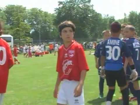 Le tournoi du CO Lasallien 2009 (TV Sud / TéléMiroir)