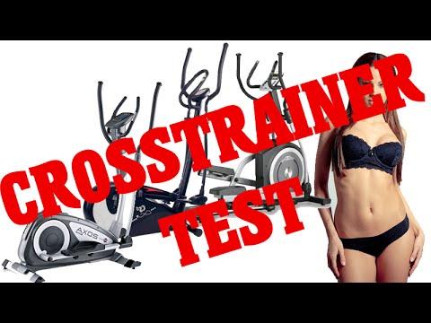 Crosstrainer TEST 2015 +++ Die besten Crosstrainer