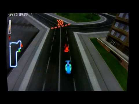 Video of Street Circuit City Speed Race